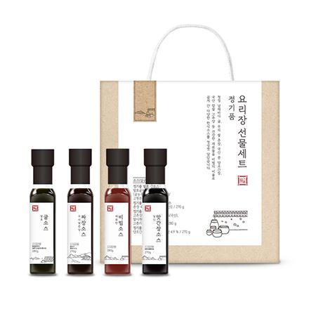 정기품 요리장 선물세트