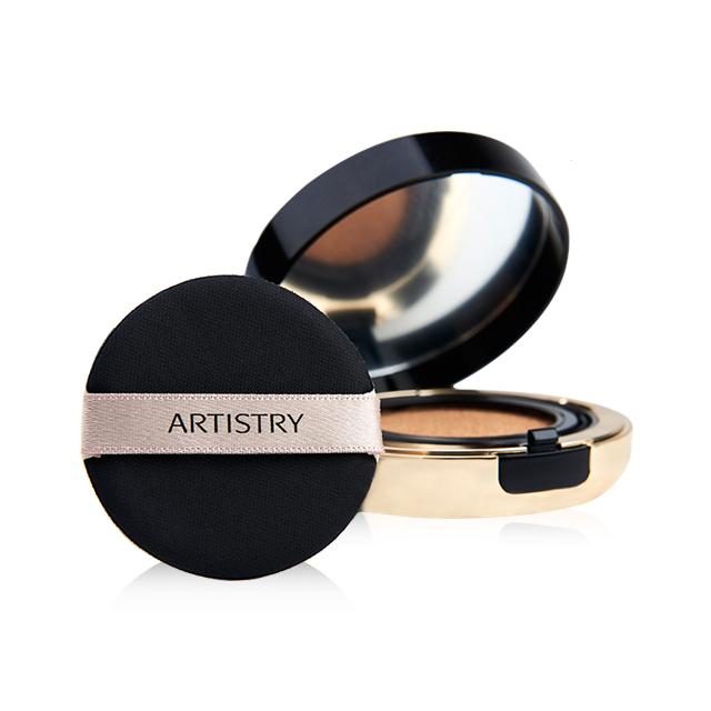 아티스트리 이그젝트 핏 쿠션 파운데이션 올 데이 커버 SPF50+ PA+++ 21호, 본품