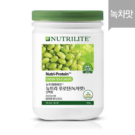 뉴트리 푸로틴(녹차맛)