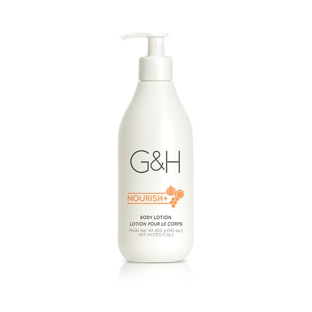 G&H 너리쉬+ 바디로션