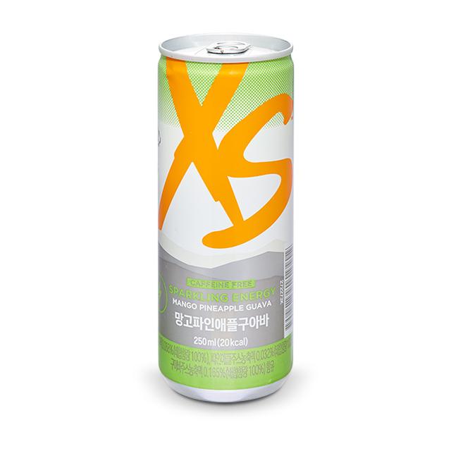 XS 망고파인애플구아바 6캔