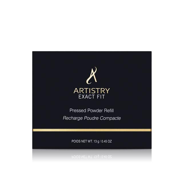 아티스트리 이그젝트 핏 파우더 파운데이션 리필 - 샤블리