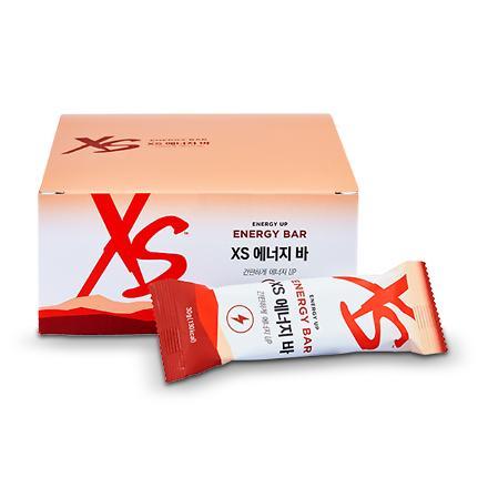 XS 에너지 바