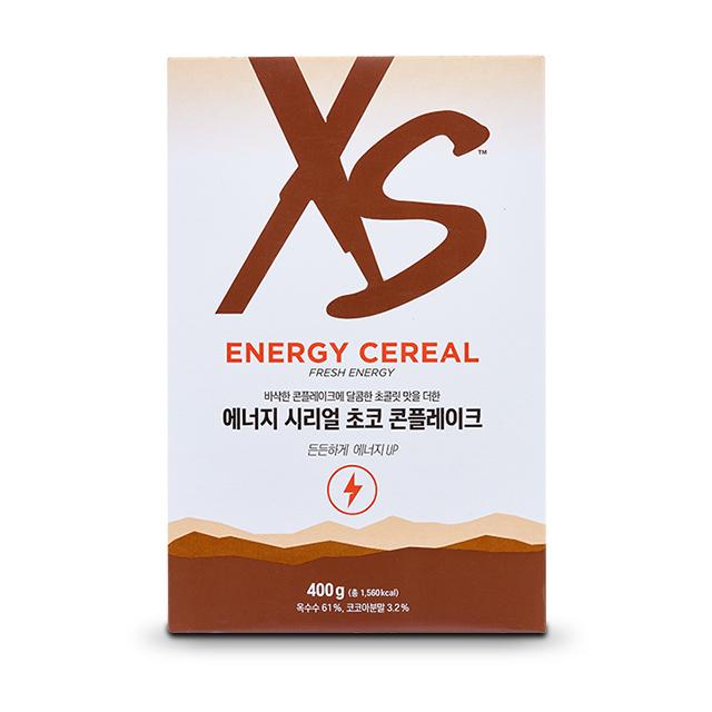 XS 에너지 시리얼 초코 콘플레이크