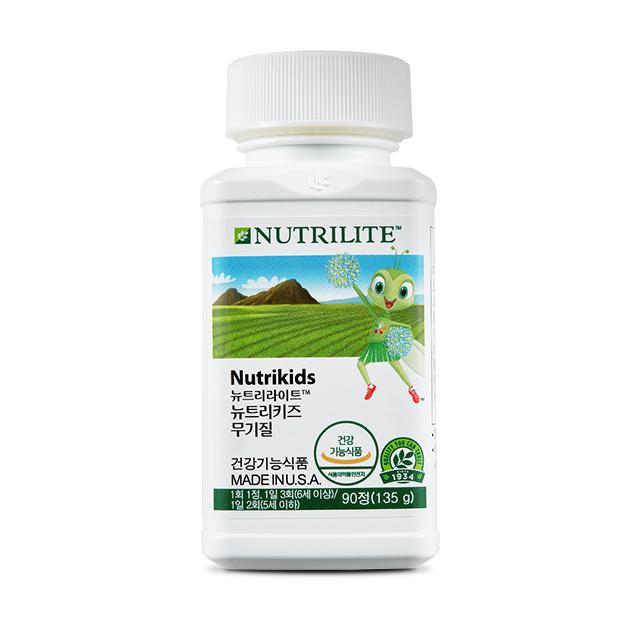 뉴트리키즈 비타민 무기질