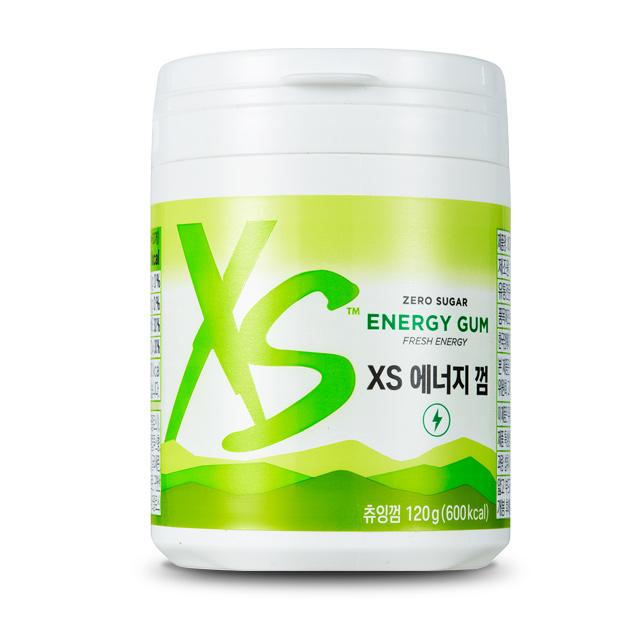 XS 에너지 껌