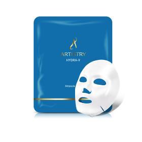 아티스트리 하이드라-브이 앰플 마스크