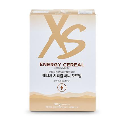 XS 에너지 시리얼 허니 오트밀