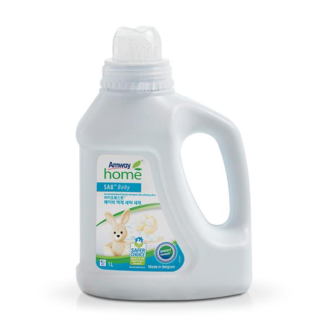 SA8 바이오퀘스트 베이비 액체 세탁 세제
