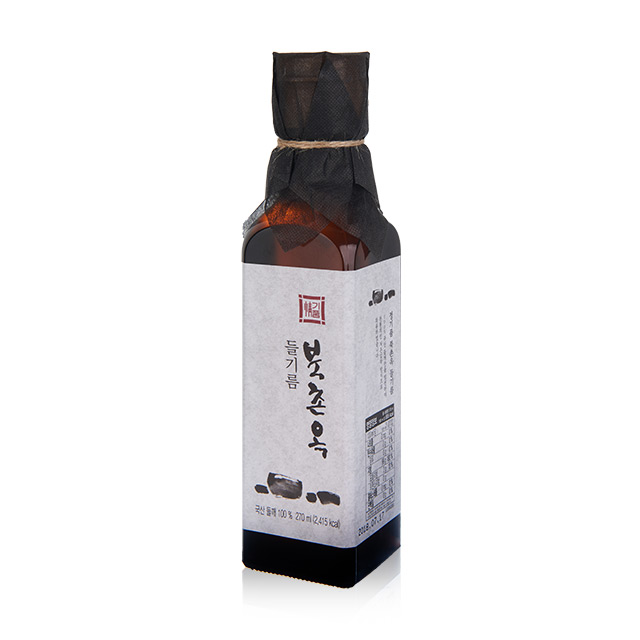 정기품 북촌옥 들기름