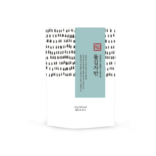 정기품 돌김자반 & 현미김스낵 세트