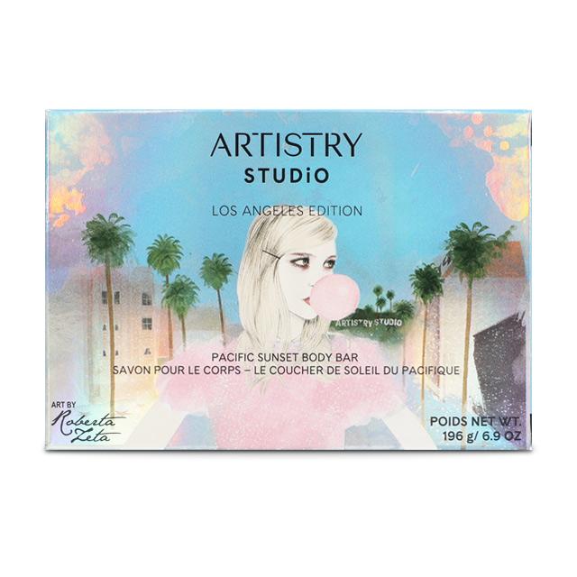 아티스트리 스튜디오 LA 에디션 퍼시픽 선 셋 바디 바