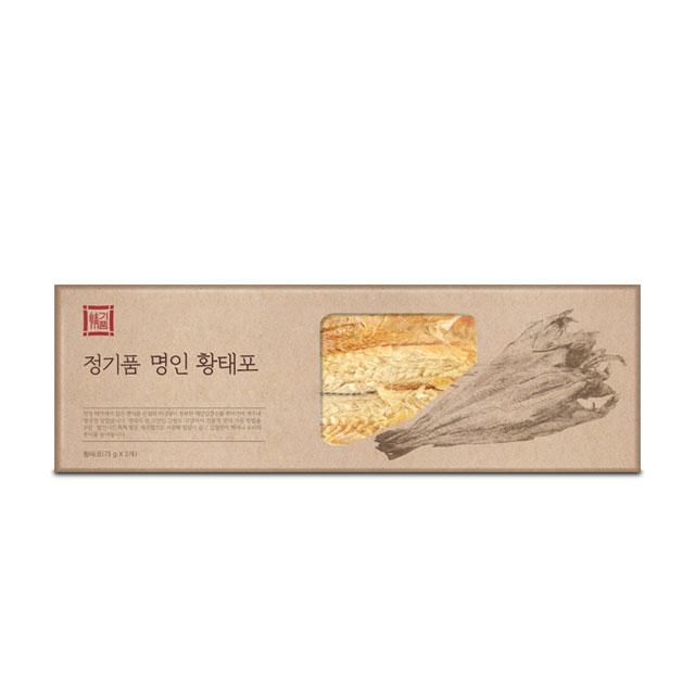정기품 명인 황태 선물세트