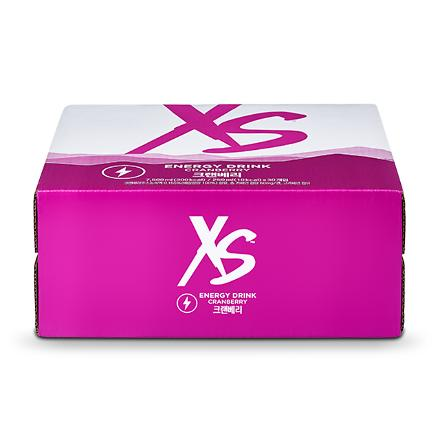 XS 크랜베리 30캔(배송용)