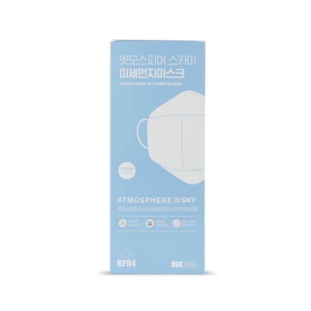 엣모스피어 스카이 미세먼지마스크 KF94(소형) 30매