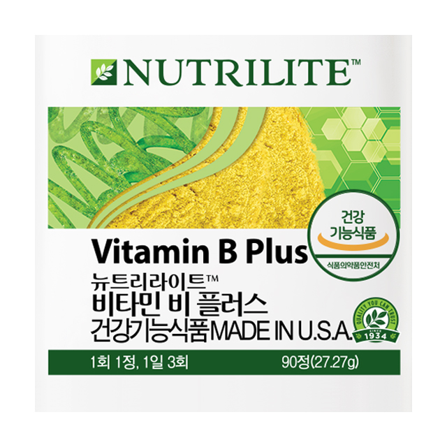 비타민 비 플러스(90정)