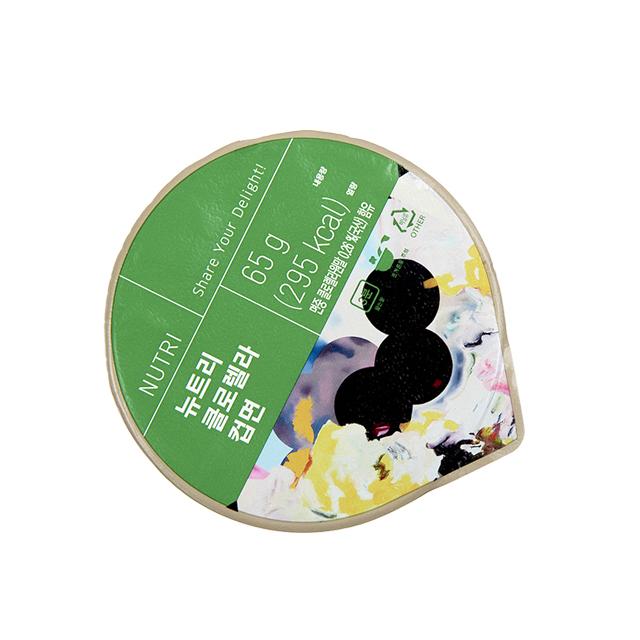 뉴트리 클로렐라 컵면 (3박스 번들 주문)