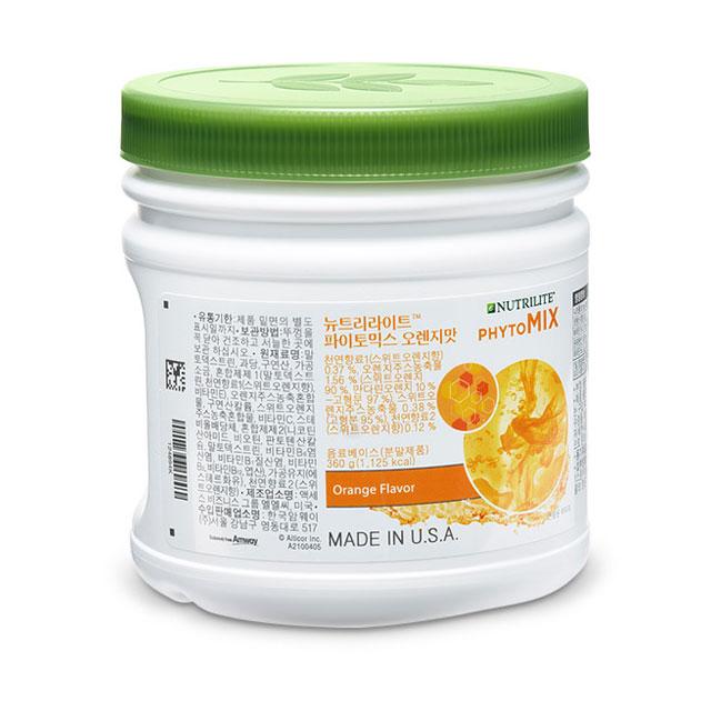 파이토믹스 오렌지맛